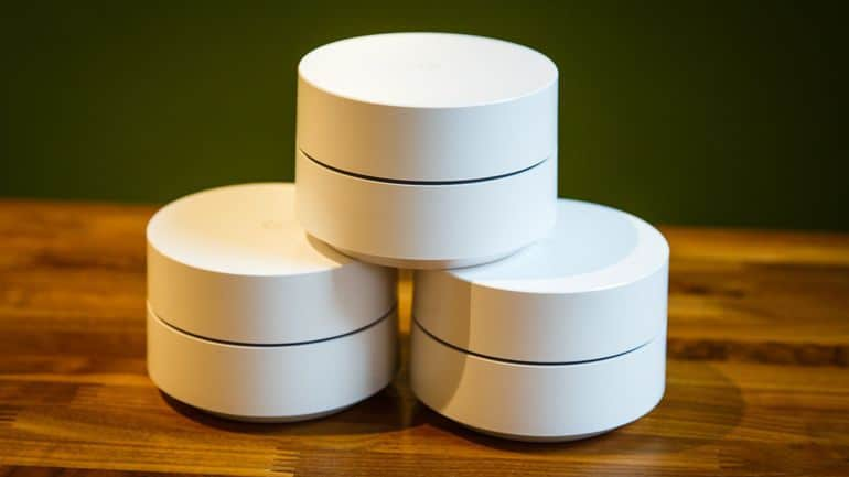 Google Router and WiFi System
