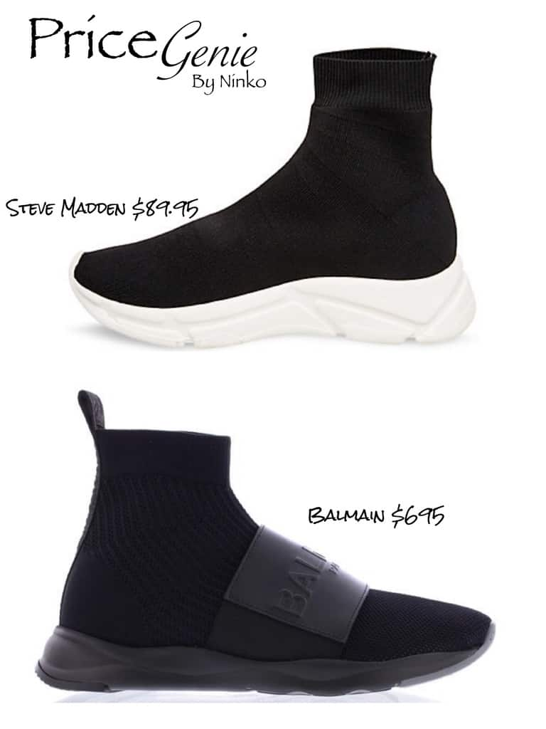 Steve Madden makes trendy shoes that are affordable. null