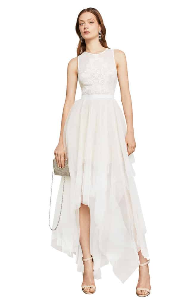 High-Low Halter Gown $468