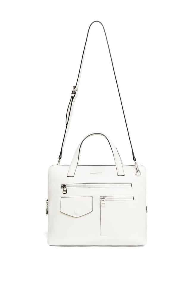 Leather Dome Satchel $298