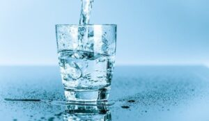 Clean drinking water filter