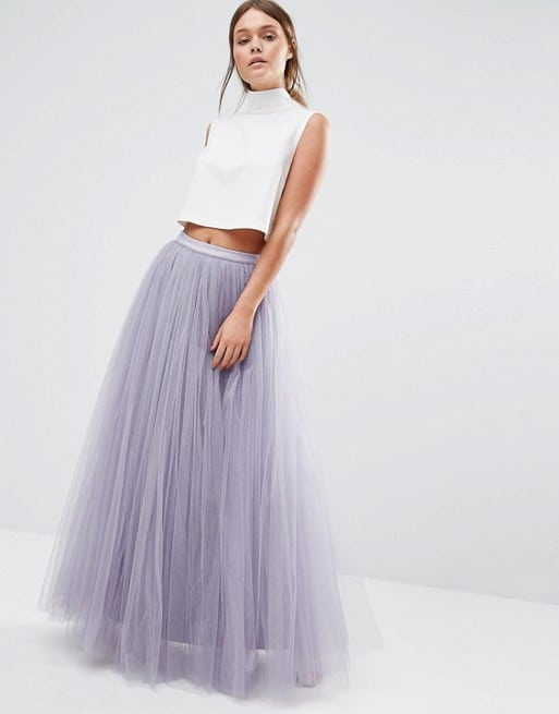 Little Mistress Prom Skirt $72