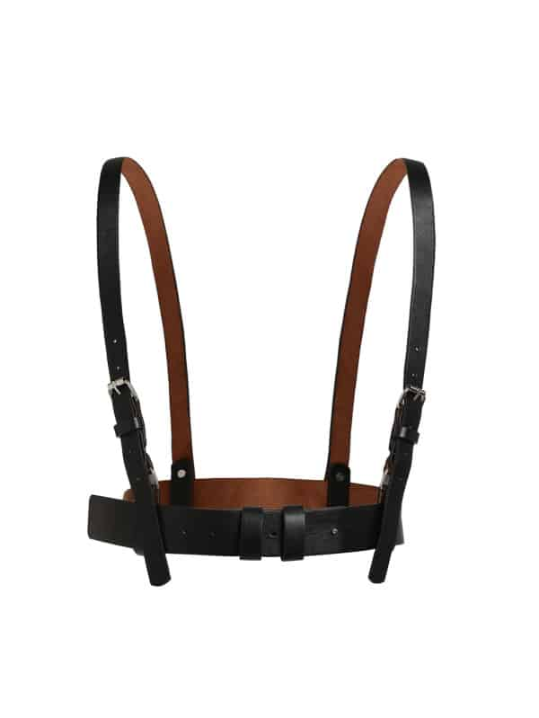 Buckle Detail Harness  $11