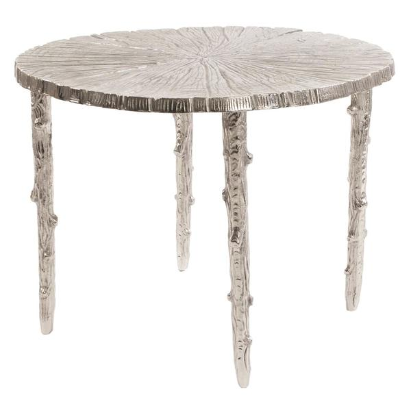 Silver Tree Side Table $449.90