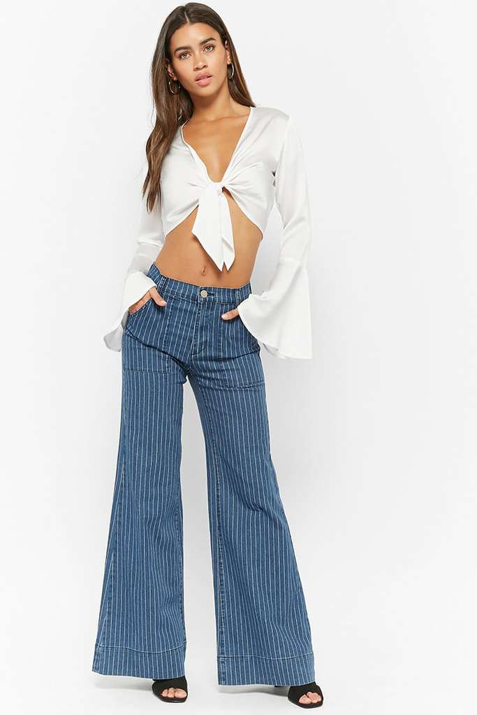 Pinstriped Flare $32.90