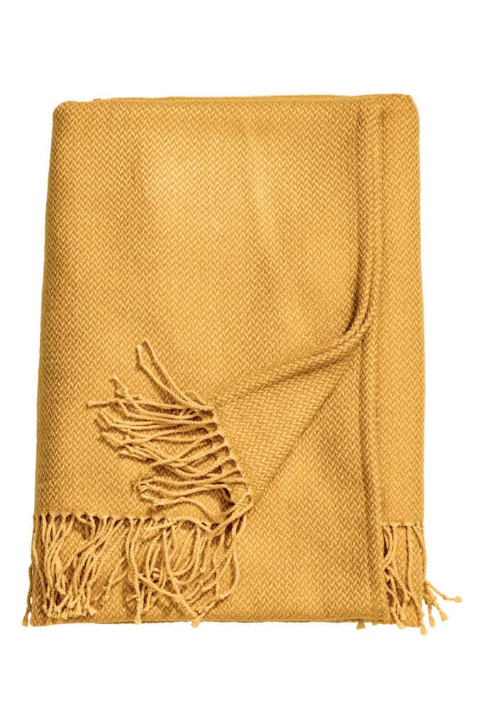 Jacquard-weave Throw $24.99