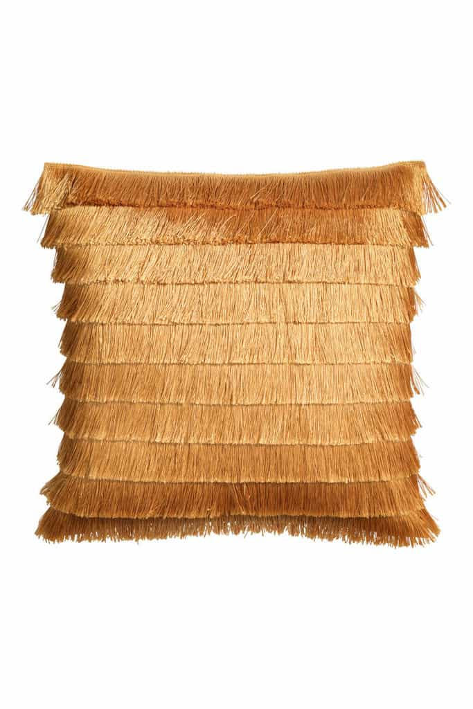 Cushion Cover with Fringe $12.99