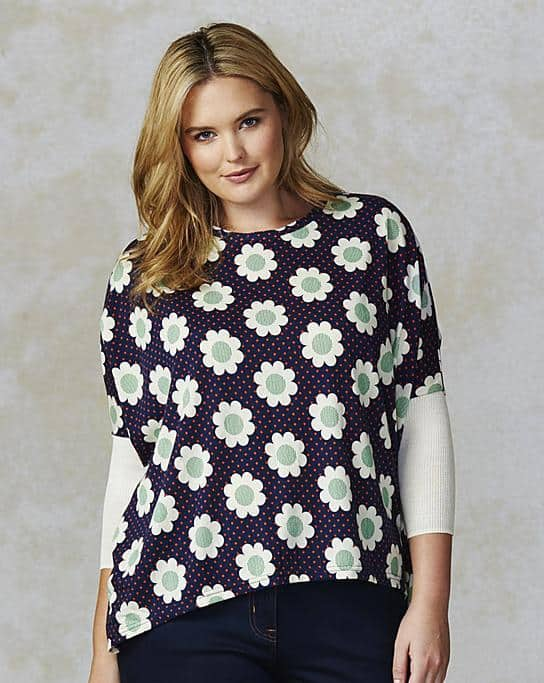 Floral Sweater $42.99
