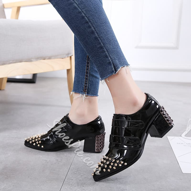 Casual Pointed Toe $54.33