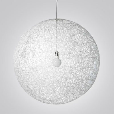 Country Style Linen Wire Globe $40.81