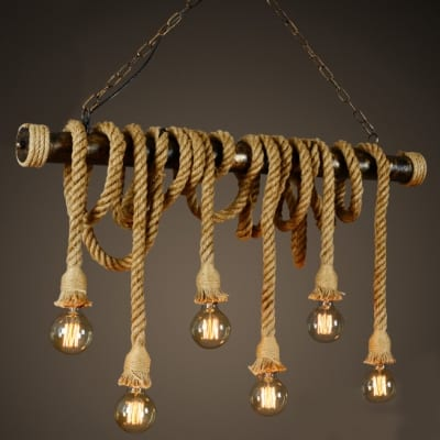 6 Light Industrial Rope $106.63