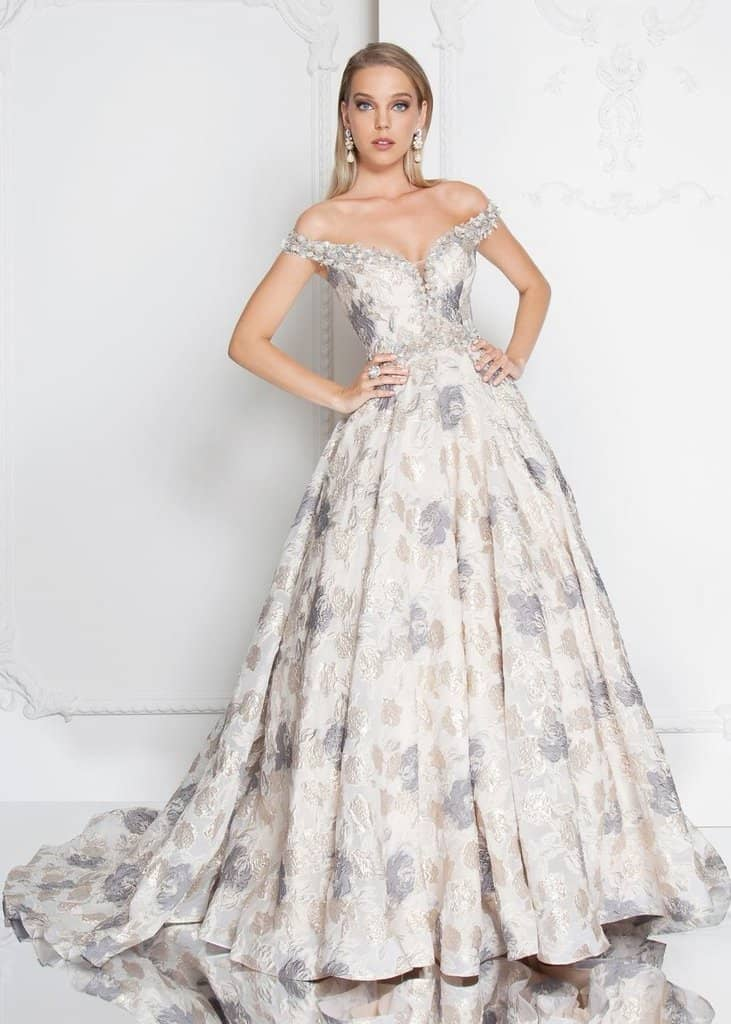 Terani Couture Gown $924