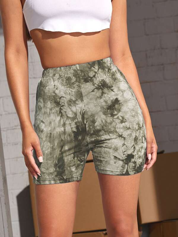 (SheIn $7) Biker Shorts are a must this summer